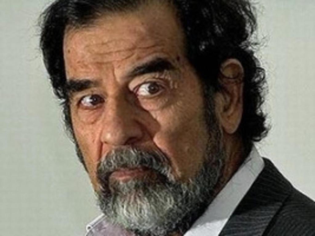 Saddam+Hussein